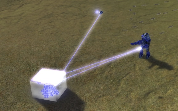 The Engineering Drone upgrade for the UEF's Support Command Unit in Supreme Commander.