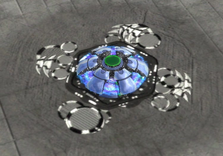 The Mass Fabricator, Aeon Tech 1 Economy Building in Supreme Commander.