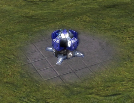 The Power Generator, UEF Tech 1 economy building in Supreme Commander.