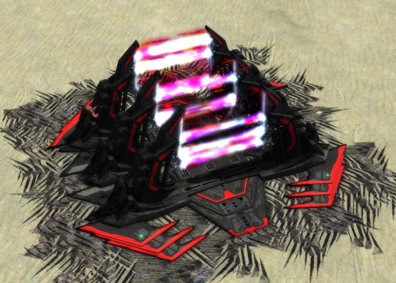 The Quantum Gateway, Cybran Experimental Unit in Supreme Commander.