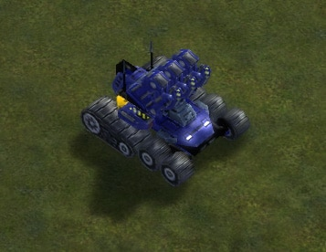 The T3 Engineer, UEF Tech 3 unit in Supreme Commander.