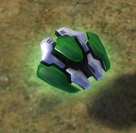 The Spirit Land Scout, Aeon Tech 1 Land Unit in Supreme Commander.