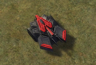 The Wagner Amphibious Tank, Cybran Tech 2 Land Unit in Supreme Commander.
